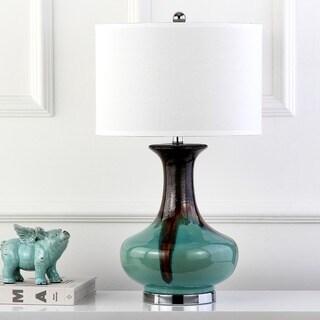 Safavieh Lighting 30-inch Sea Colors Table Lamp