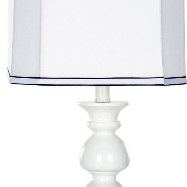 Safavieh Lighting 36 Inch Candlestick White Table Lamps (Set Of 2)   Free  Shipping Today   Overstock.com   14618388