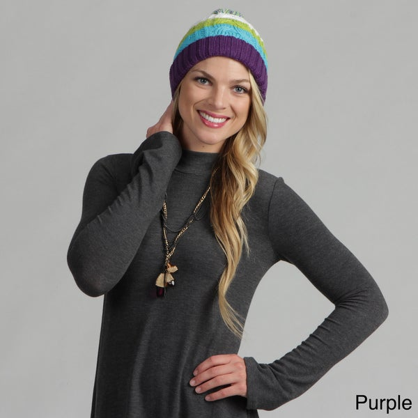 Boulder Gear Women's Cable Knit Beanie