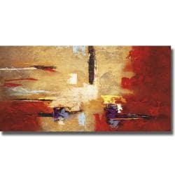 Nancy Santos 'Montage' Canvas Art