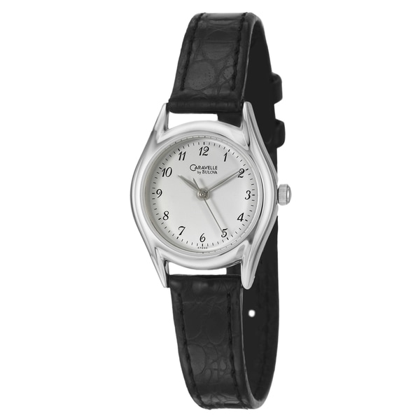 Caravelle Women's Stainless Steel Watch