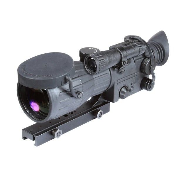 Armasight Orion 4x-magnification Gen 1+ Night Vision Riflescope