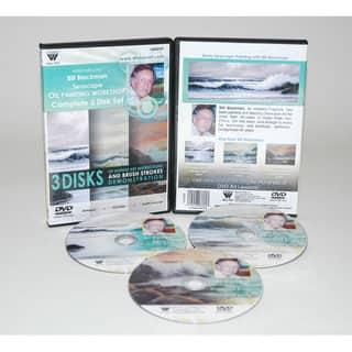 Weber Blackman Seascape Oil Painting 3-hour DVD Set|https://ak1.ostkcdn.com/images/products/7124487/P14619320.jpg?impolicy=medium