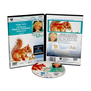 Weber Harris Animal Painting Workshop DVD