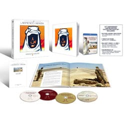 Lawrence of Arabia - 50th Anniversary Collector's Edition (Blu-ray Disc)
