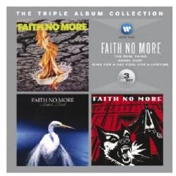 FAITH NO MORE - TRIPLE ALBUM COLLECTION
