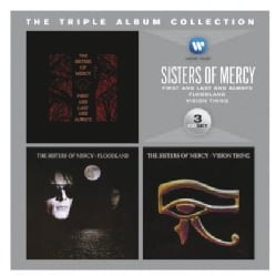 SISTERS OF MERCY - TRIPLE ALBUM COLLECTION