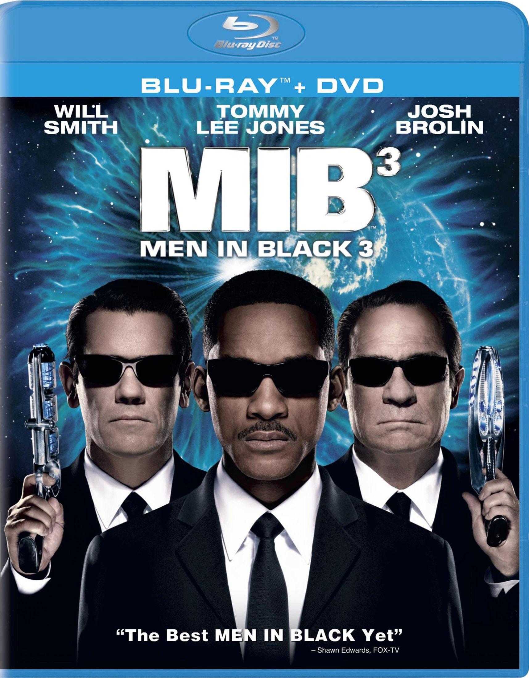 Men in Black 3 (Blu-ray/DVD)