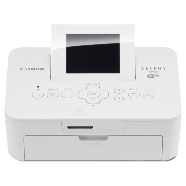 Canon SELPHY CP900 Dye Sublimation Printer - Color - Photo Print - Po