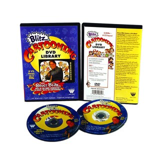 Blitz DVD 5 Hour Library Set