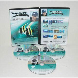 Weber Wyland Art Studio DVD 13 Episodes Series 3