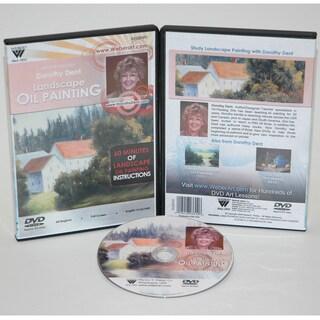 Weber Dorothy Dent Painting Oil Color-Landscapes DVD
