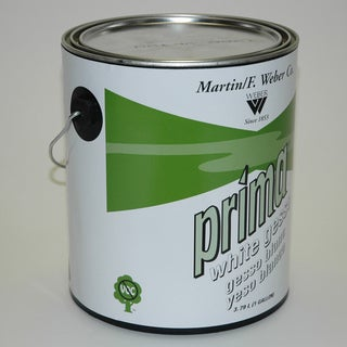Weber Prima White Gesso Gallon