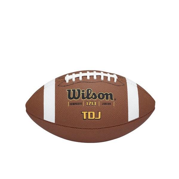 Wilson TD Junior Composite Football