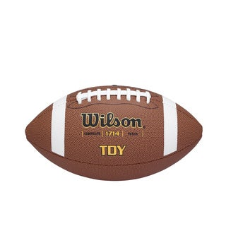 Wilson TD Youth Composite Football