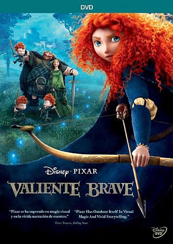 Brave (Spanish Packaging) (DVD)