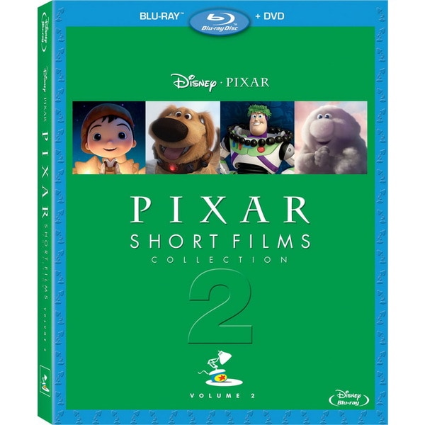 Pixar Short Films Collection: Volume 2 (Blu-ray/DVD)