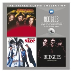 BEE GEES - TRIPLE ALBUM COLLECTION