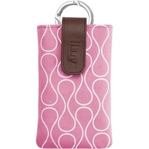 iLuv Parasol Carrying Case (Sleeve) for iPhone - Pink