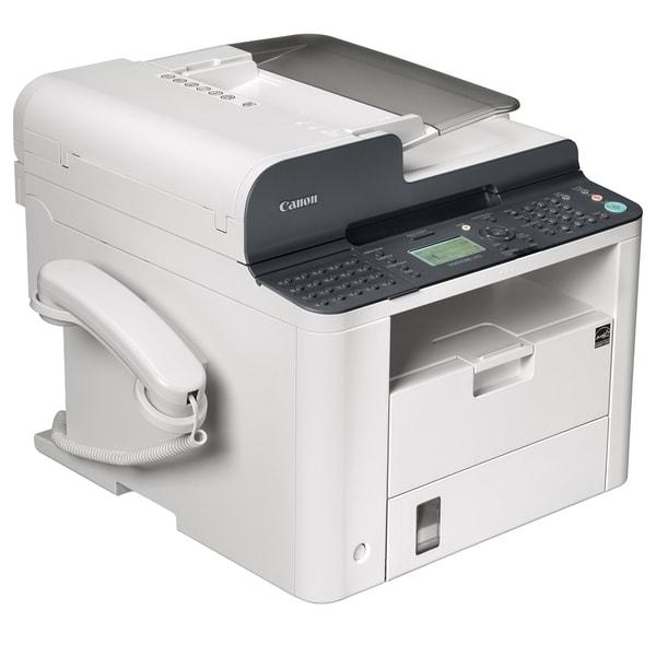 Canon FAXPHONE L190 Laser Multifunction Printer - Monochrome - Plain