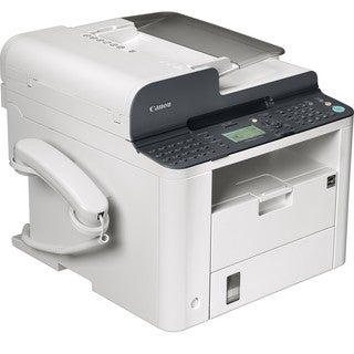 Canon FAXPHONE L190 Laser Multifunction Printer - Monochrome - Plain