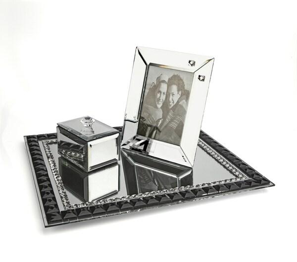 Allure by Jay Mirror Vanity Set