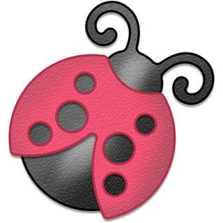 """CottageCutz Mini Die 1.75""""X1.75""""-Ladybug Made Easy"""