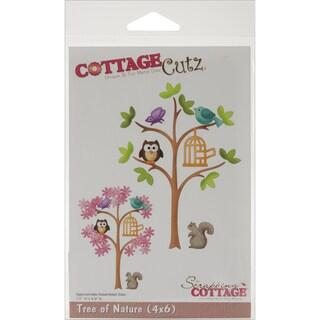 CottageCutz Die 4x6-inch Tree Of Nature
