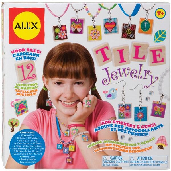 Alex Toys Tile Jewelry Kit