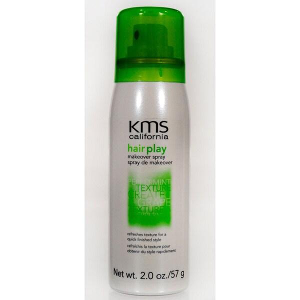 KMS Hair Play 2-ounce Makeover Spray