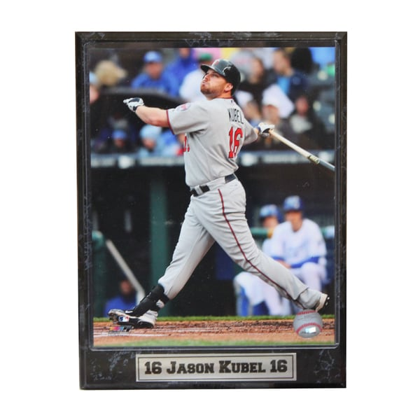 Boston Red Sox Jason Kubel Photo Plaque