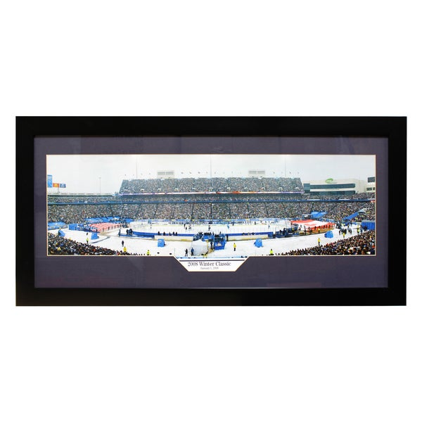 Winter Classic 2008 Panoramic Frame