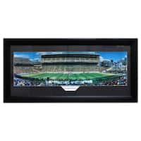 Pittsburgh Steelers 'Heinz Field Inaugural Game' Panoramic Frame