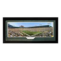 Lambeau Field 2003 Panoramic Frame