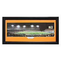 Denver Broncos '23-Yard Line' Panoramic Frame