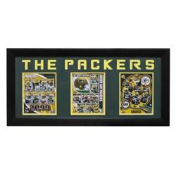 Green Bay Packers Three-Photo Frame