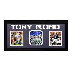 Tony Romo Dallas Cowboys Three-Photo Frame