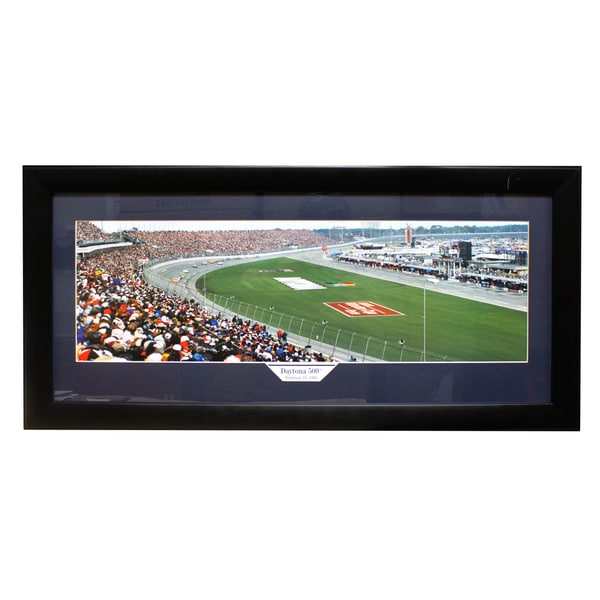 'Daytona 500' 1998 Panoramic Frame