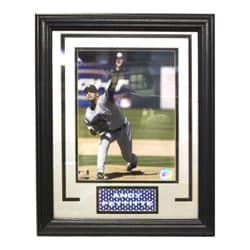 New York Yankees Andy Pettitte Deluxe Frame