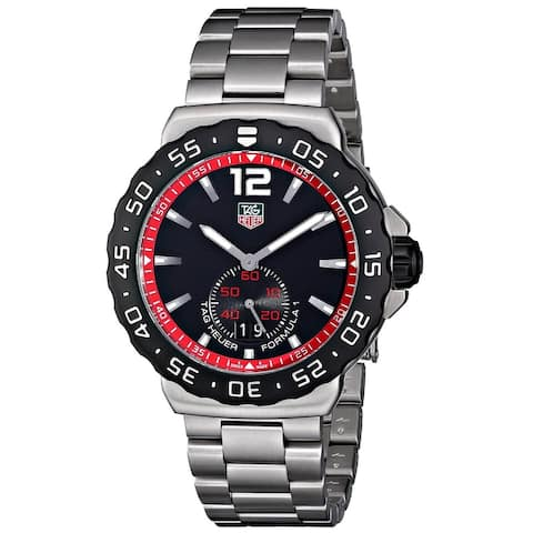 Tag Heuer Men's WAU1114.BA0858 Formula 1 Stainless Steel Watch