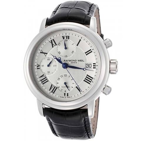 Raymond Weil Men's Maestro Chronograph Luxury Watch