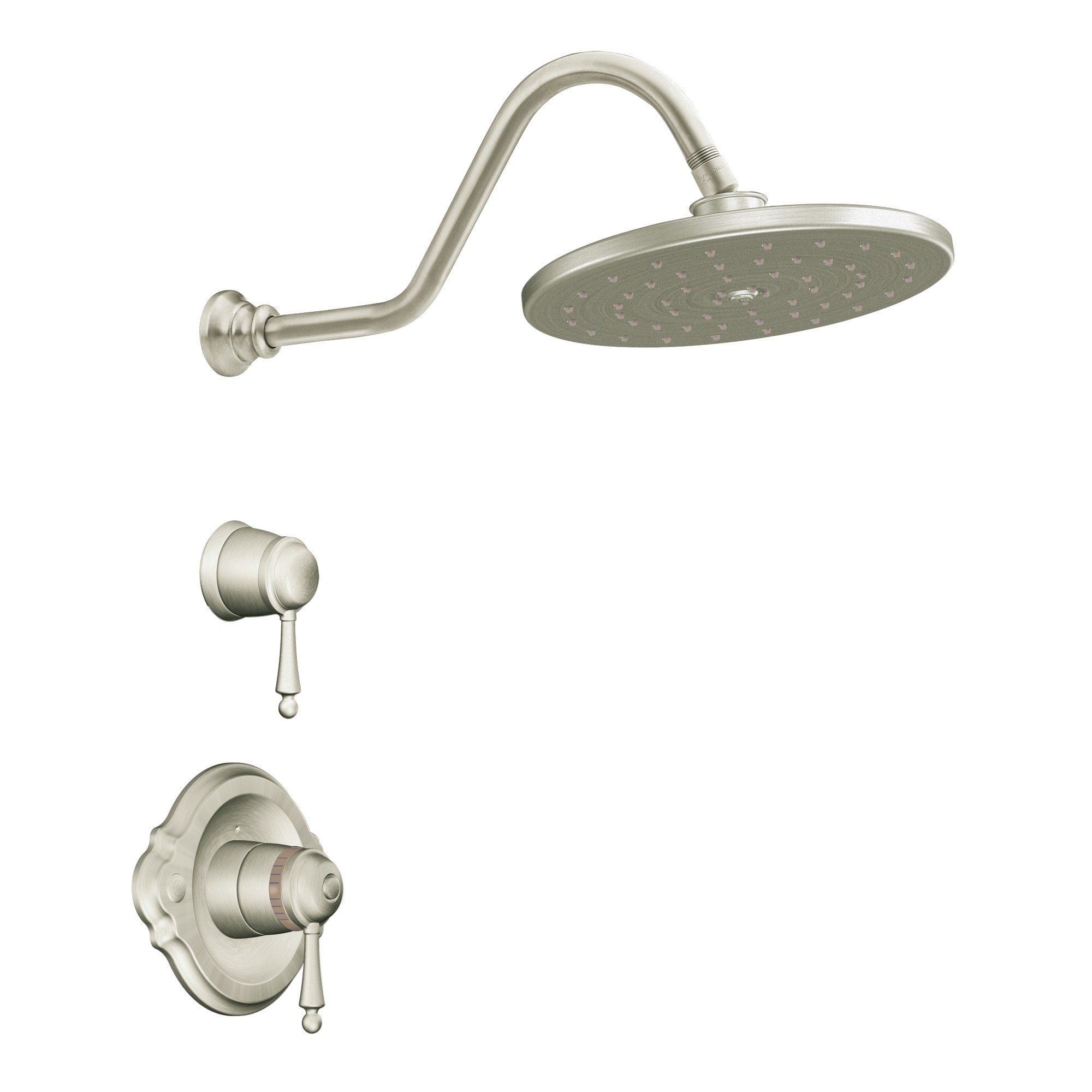 Moen Brushed Nickel Showerhead