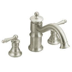 Moen Brushed Nicekl Two-handle Faucet