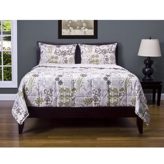 Ornamental 3-piece Comforter Set
