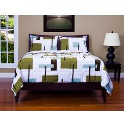 Reconstruction 3-pc Comforter Set (As Is Item)