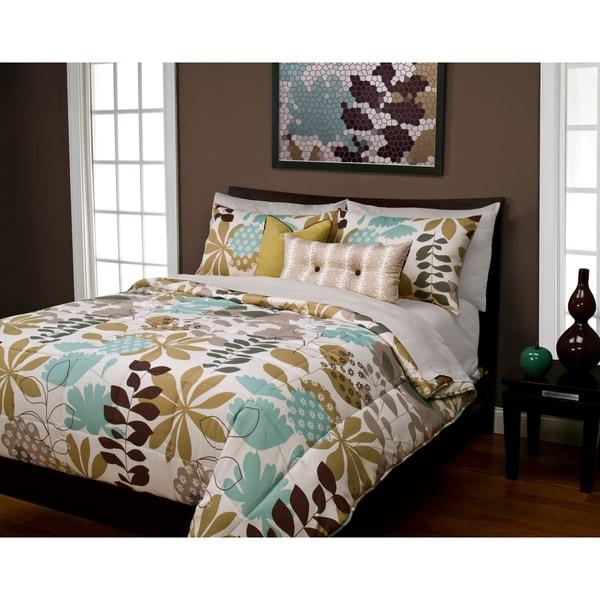 English Garden 3-piece Comforter Set