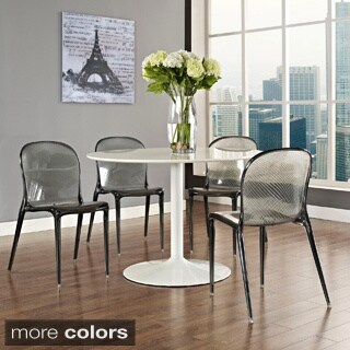 Scape Acrylic Dining Chair