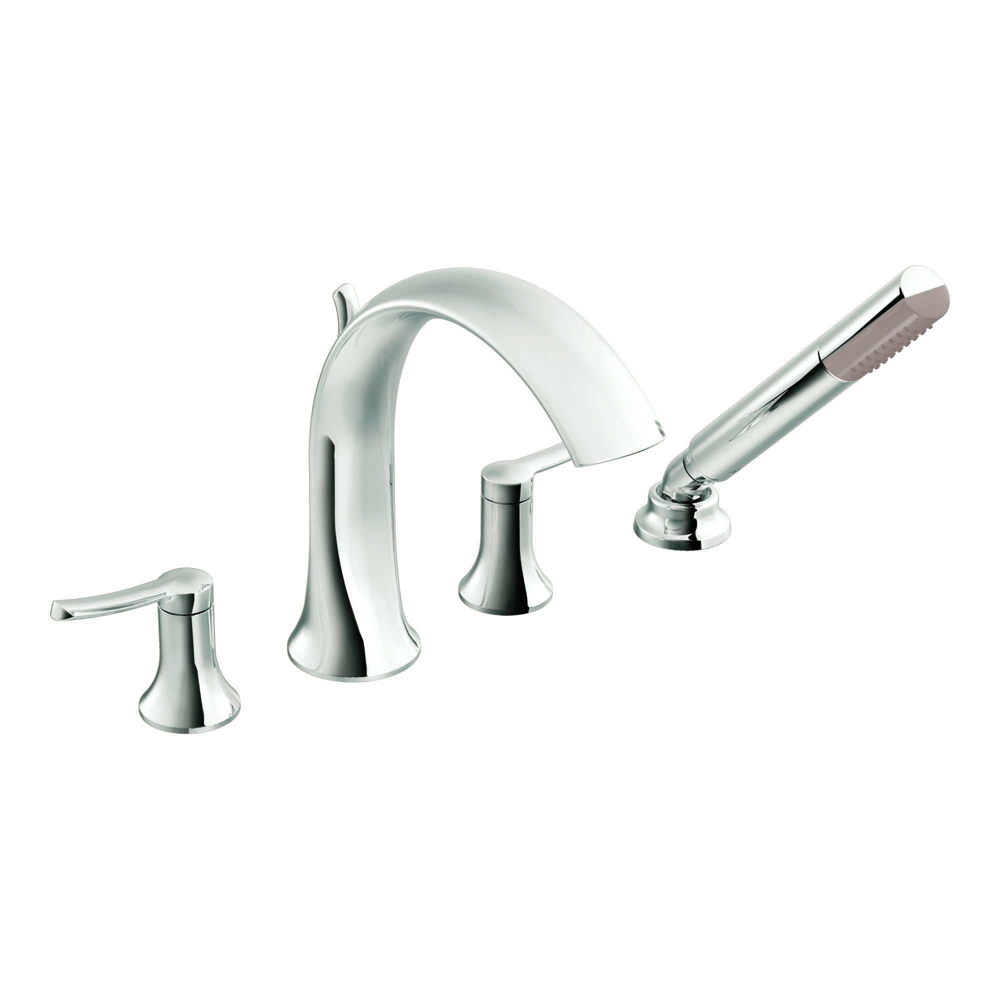 Moen Chrome Two-handle High-arc Faucet