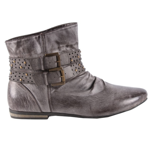 Beston Jacobies Women's 'PISA-10' Ankle Booties. Opens flyout.