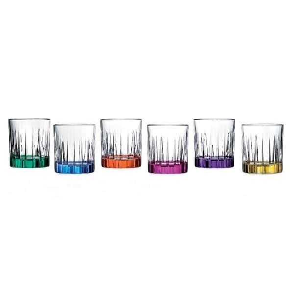 RCR Timeless Multicolor Shot Glasses (Set of 6)